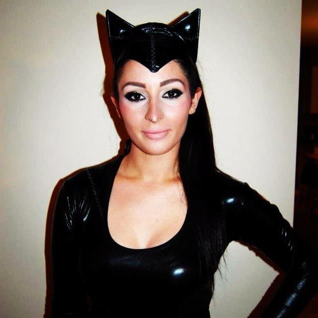 How To Catwoman Makeup All In The Blush
