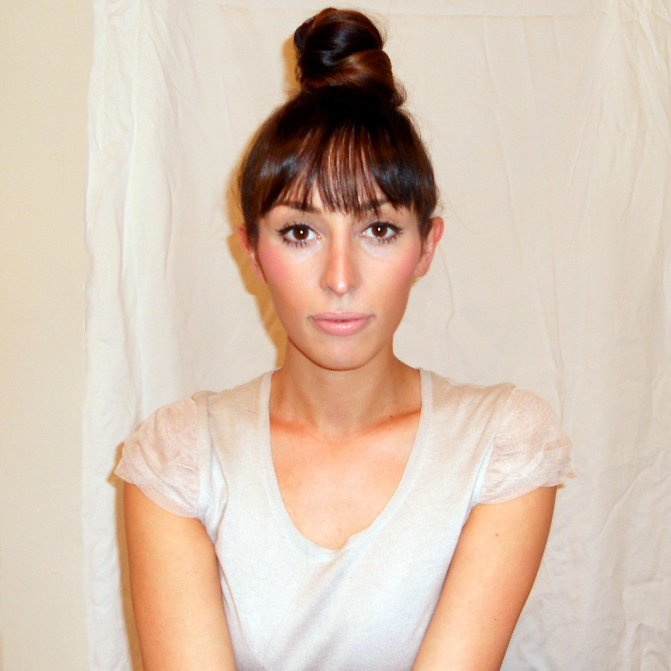 Trending Clip In Bangs All In The Blush