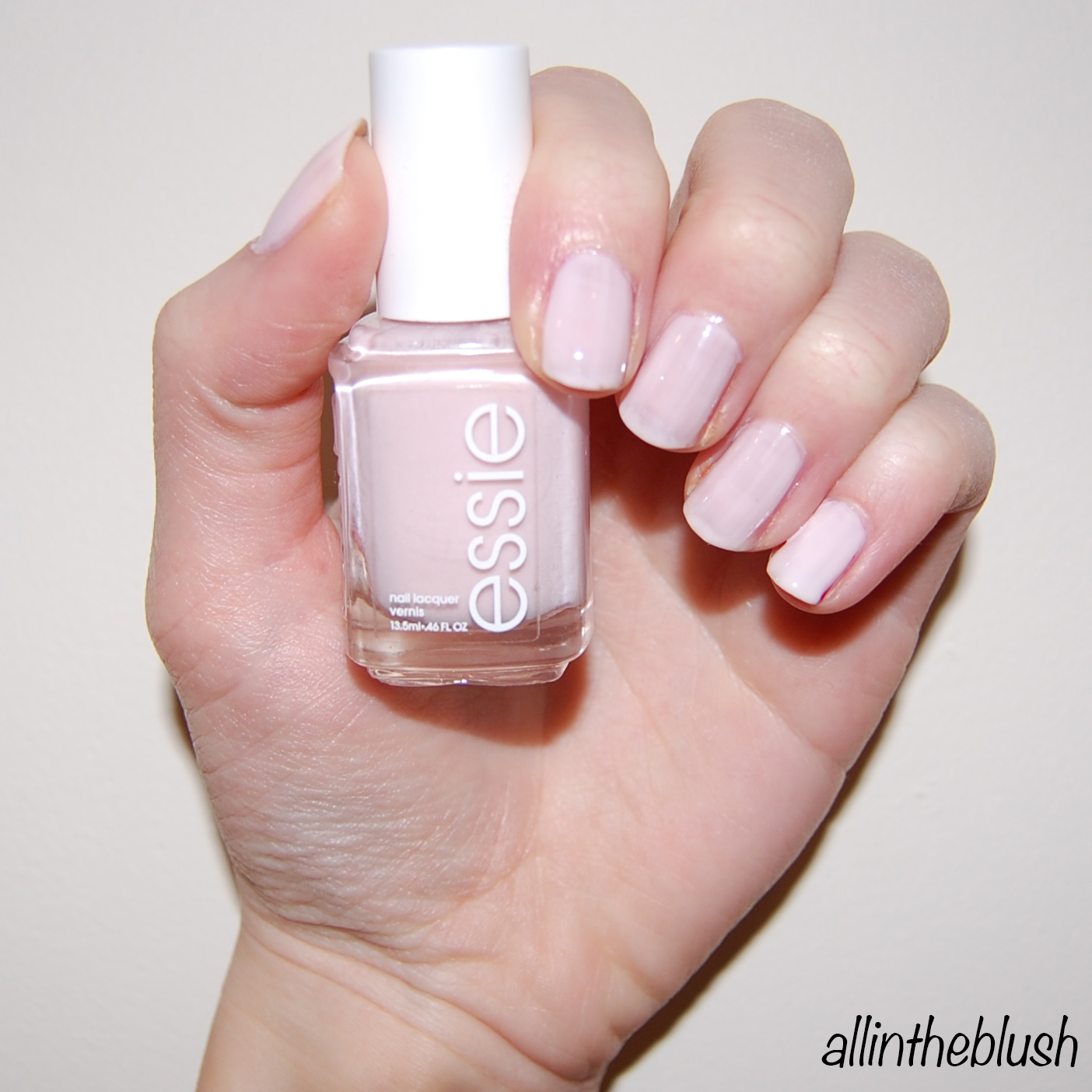 Dupe Essie Ballet Slippers Vs L Oreal How Romantic Nail