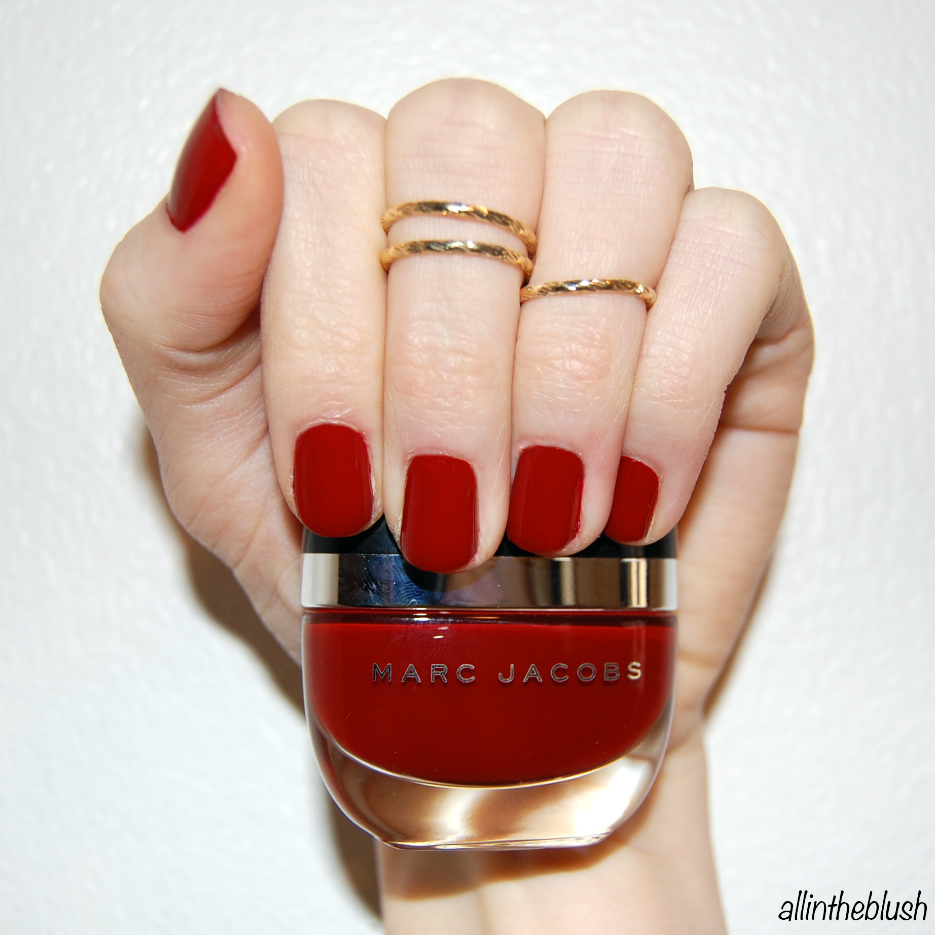 Review: Marc Jacobs Beauty Enamored Hi-Shine Nail Lacquer in \'Daisy ...