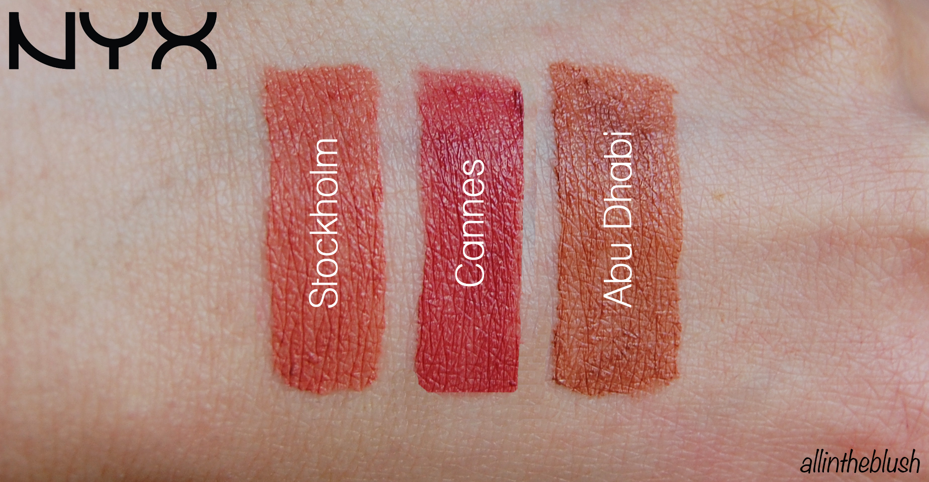nyx cosmetics soft matte lip creams review amp swatches