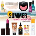 Summer 2015 Beauty Essentials