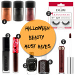 Halloween Beauty Must Haves