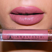 Anastasia Beverly Hills Dusty Rose Liquid Lipstick