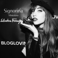 Bloglovin' x Ferragamo Fashion Week Party