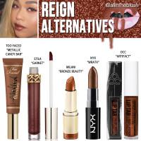 Kylie Jenner Reign Lipstick Alternatives