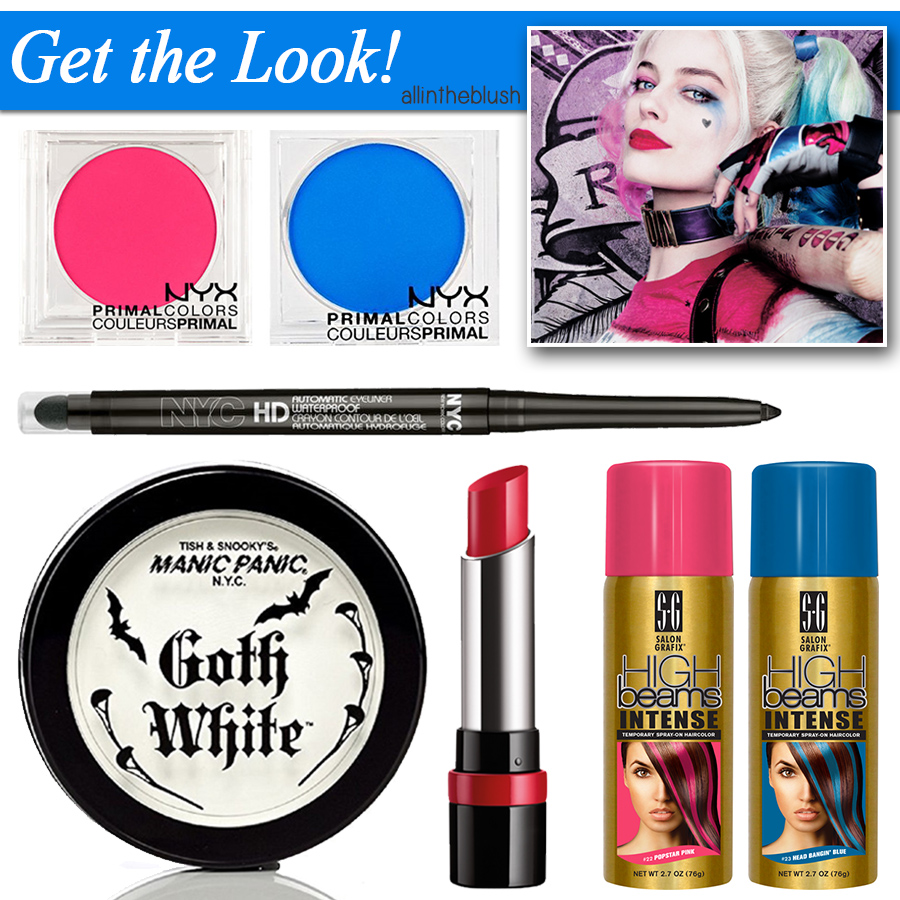 How To Look Like Harley Quinn for Halloween