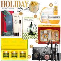 Holiday Beauty Gift Sets for 2016