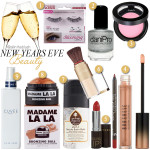 New Year's Eve Beauty Essentials for 2016