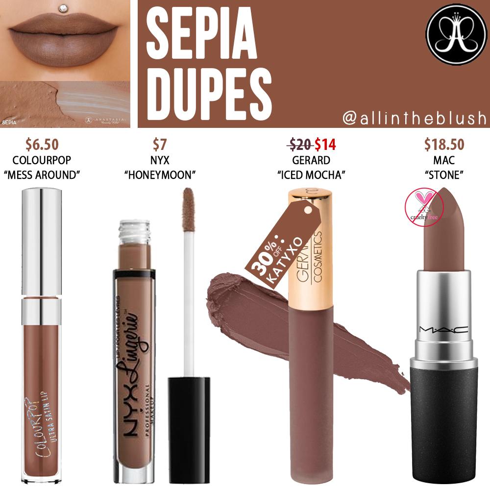 Anastasia Beverly Hills Lovely Liquid Lipstick - Review