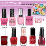 Best Red & Pink Nail Polishes for Valentine's Day