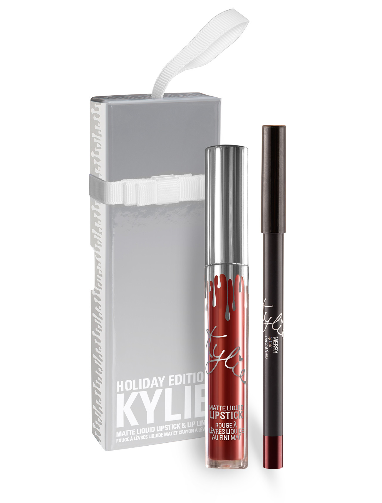 Kylie Cosmetics Merry Lipkit Dupes [Holiday 2016