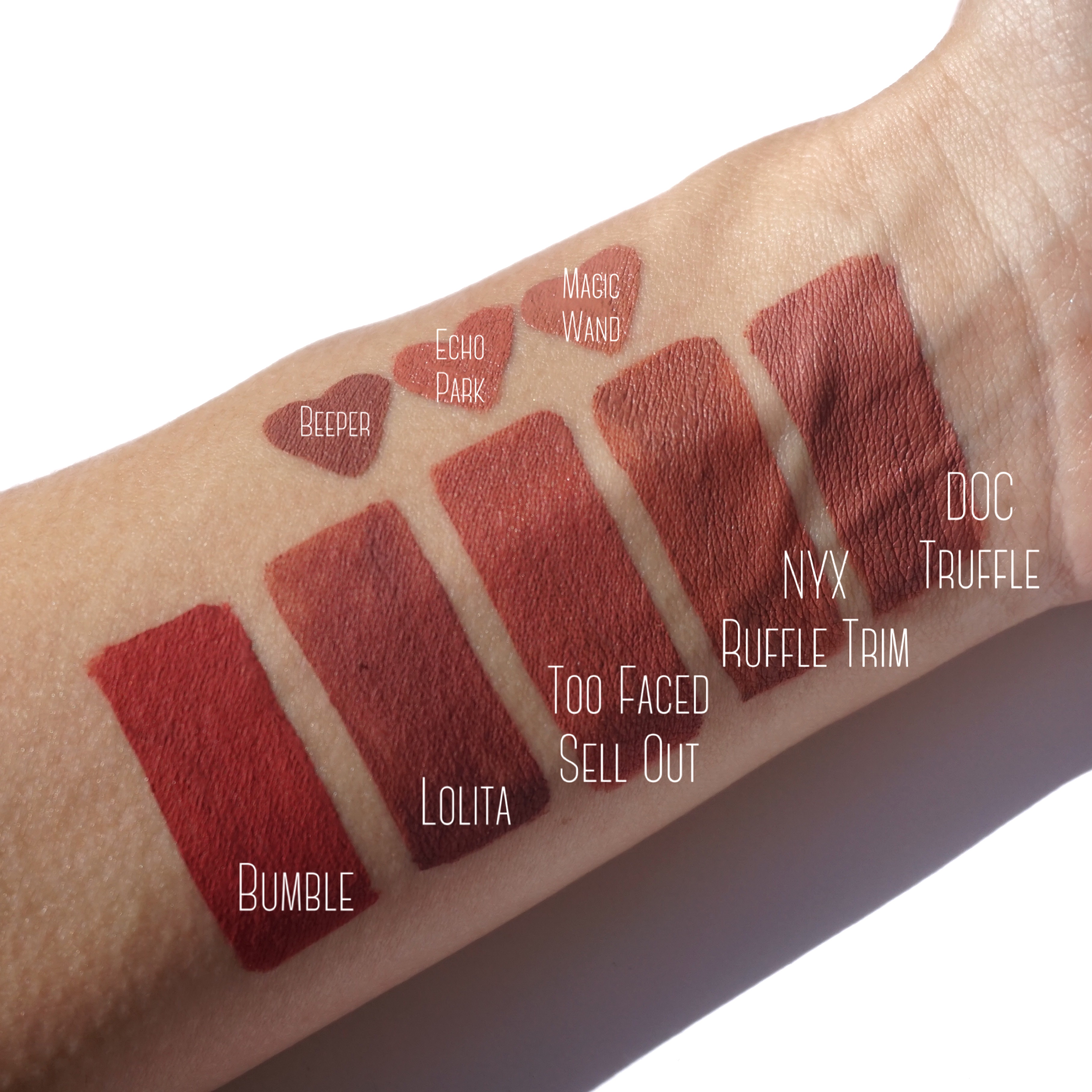 Melted Matte Liquified Matte Long Wear Lipstick by Too Faced #3