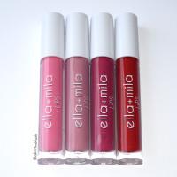 Ella + Mila Velvet Matte Liquid Lipstick