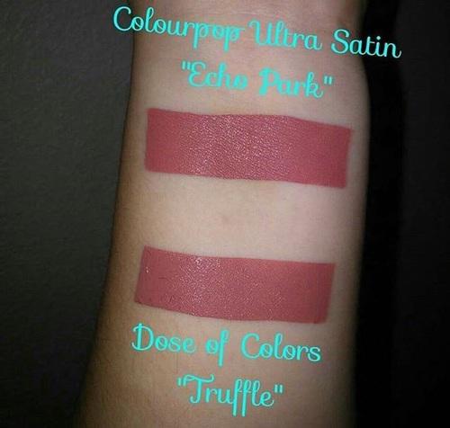 Jeffree Star Christmas Cookie Velour Liquid Lipstick Dupes