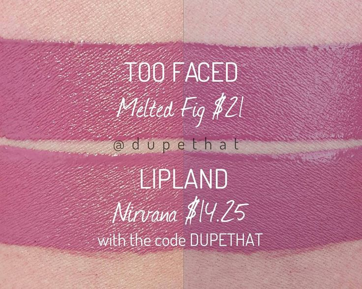 Huda Beauty Trophy Wife Liquid Matte Lipstick Dupes