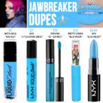 Jeffree Star Jawbreaker Velour Liquid Lipstick Dupes