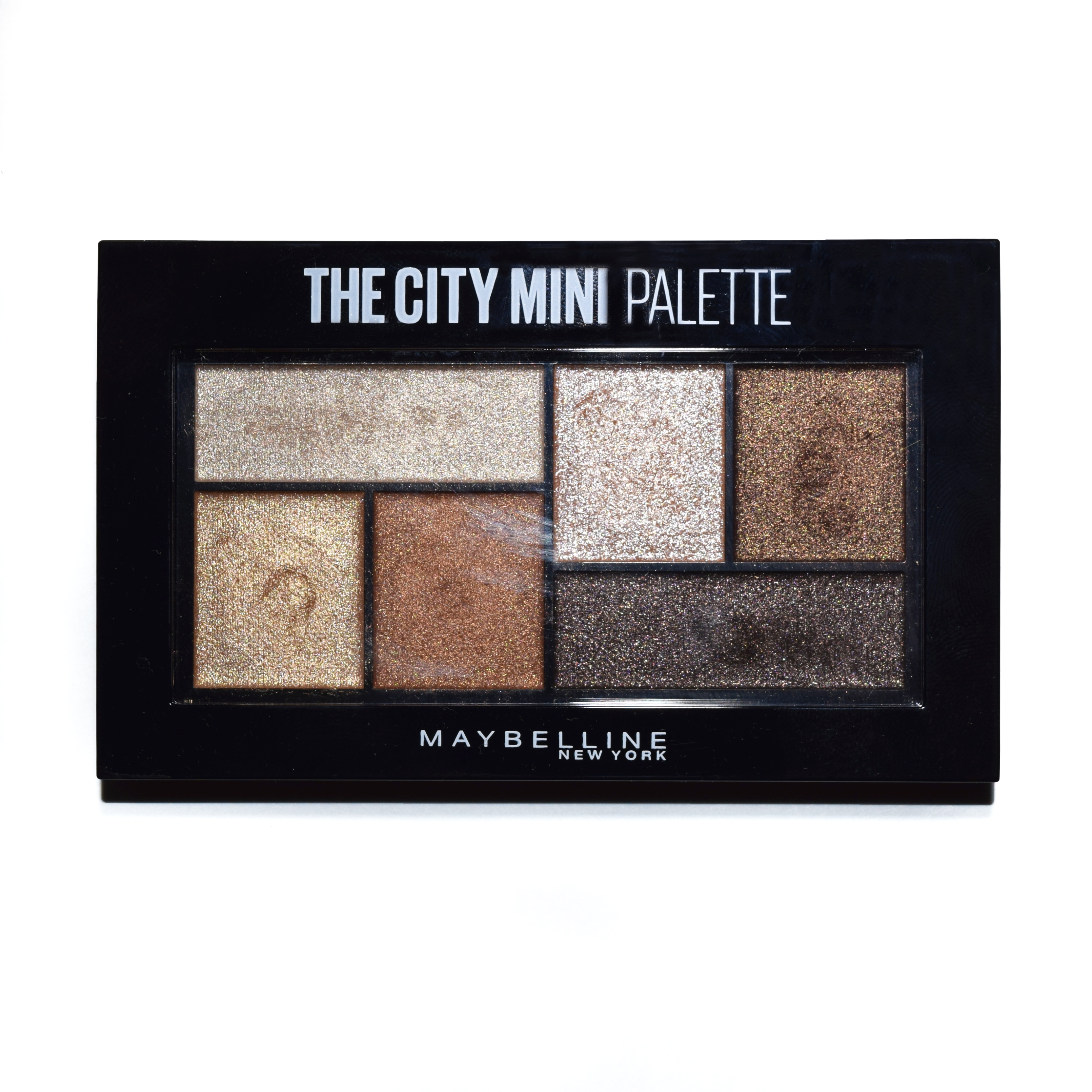 Maybelline The City Mini Palette Review