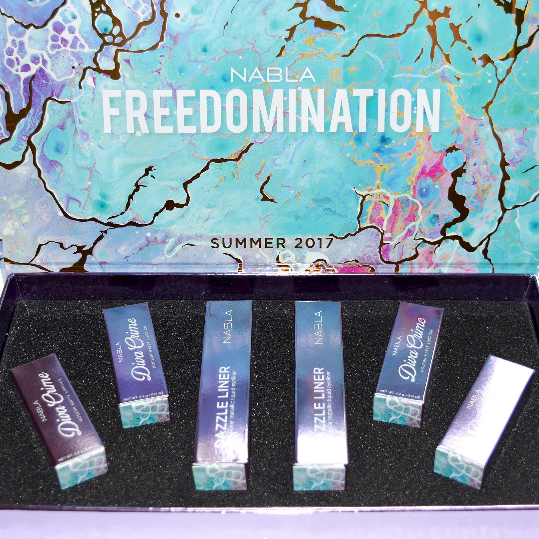 Nabla Freedomination Collection