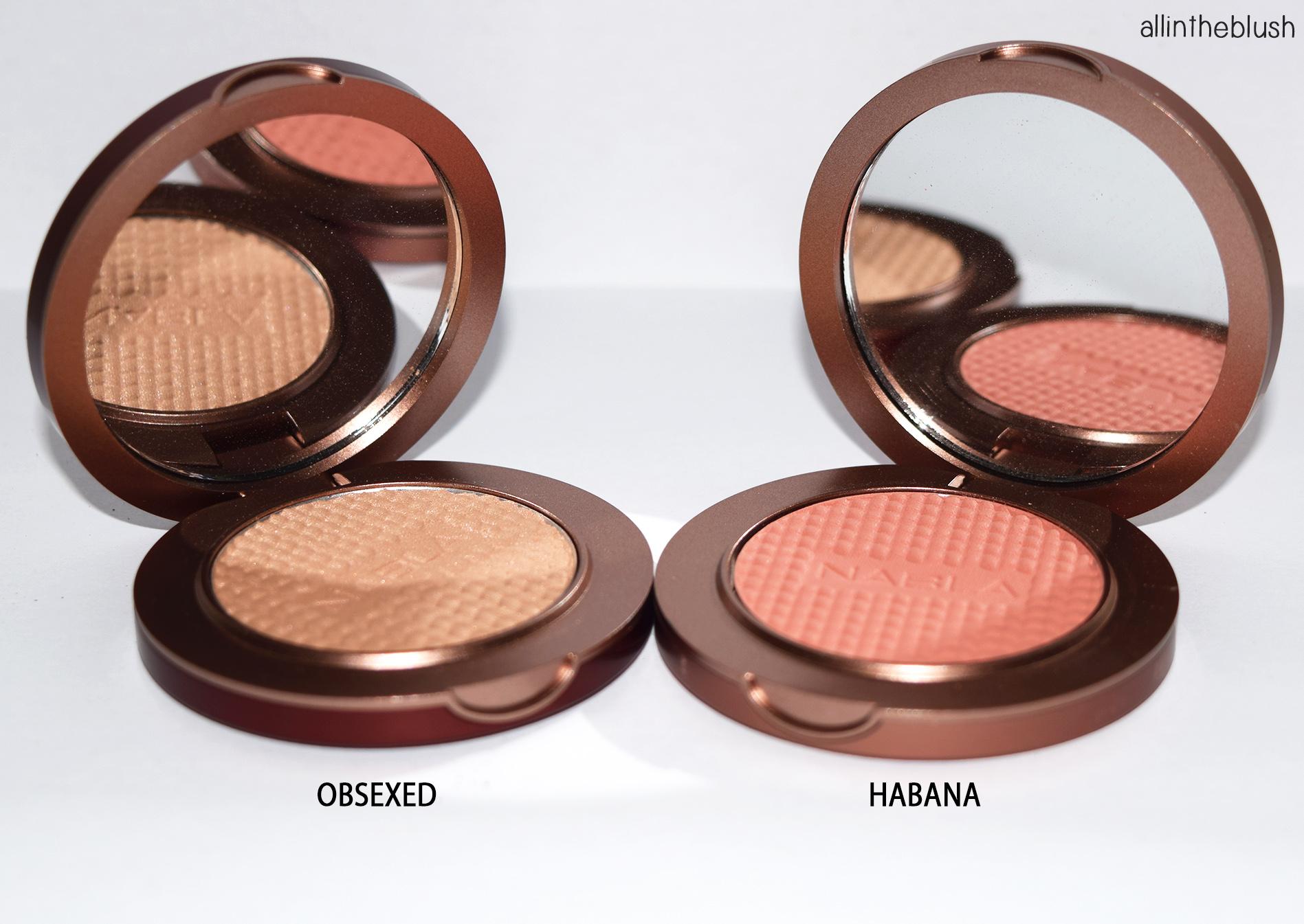 Nabla Shade & Glow & Blossom Blush