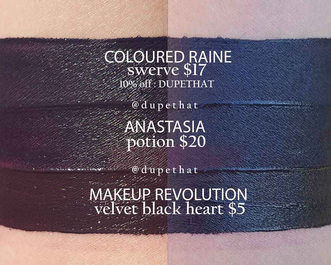Anastasia Beverly Hills Potion Liquid Lipstick Dupes