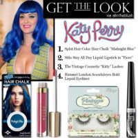 Halloween How-To: Katy Perry (California Gurls)