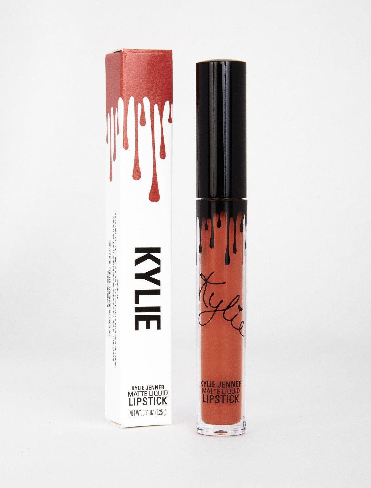 Kylie Cosmetics Ginger Liquid Lipstick Dupes