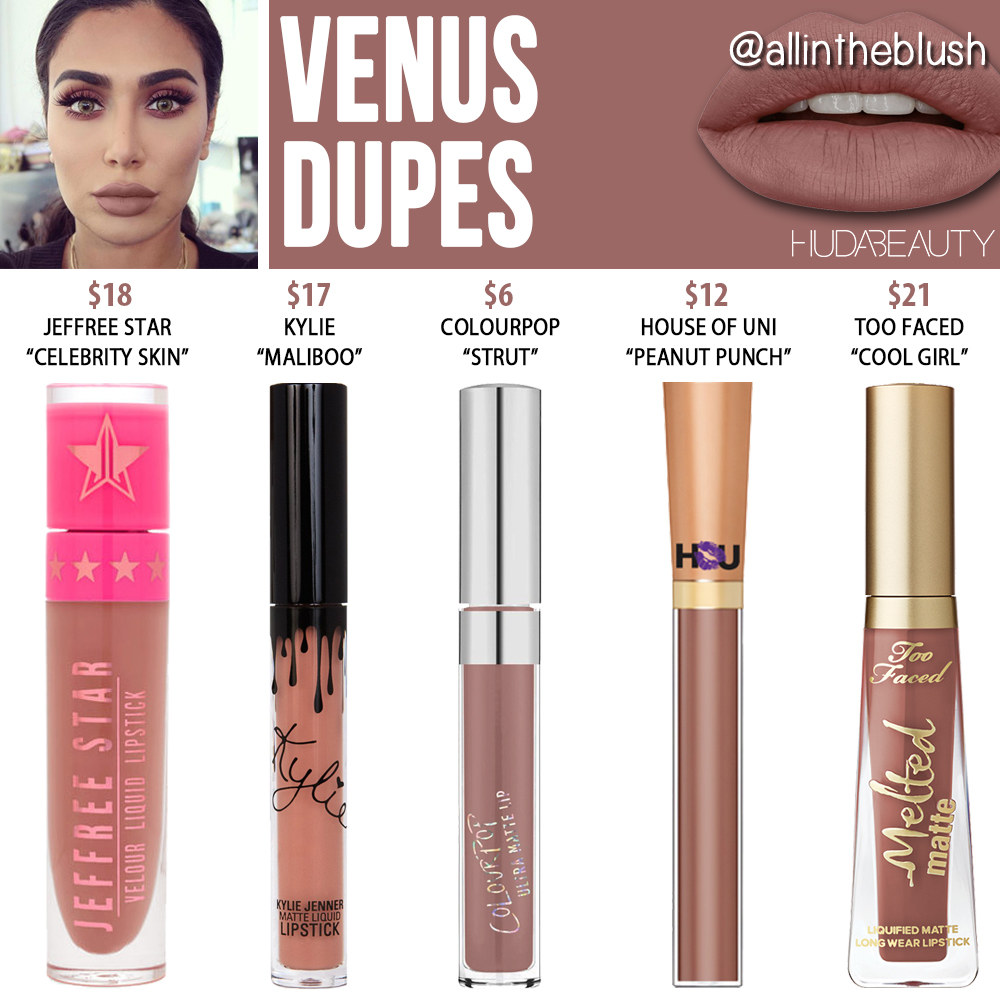 Huda beauty flirt vs venus [PUNIQRANDLINE-(au-dating-names.txt) 57