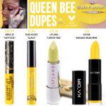 Jeffree Star Queen Bee Velour Liquid Lipstick Dupes