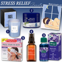 Stress Relief Beauty Products