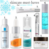 Skincare Must-Haves for Winter 2018