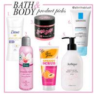 Bath & Body Product Picks 2018