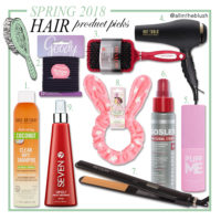 Hair Product Picks for Spring 2018