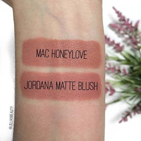 Bekend MAC Honeylove Lipstick Dupes - All In The Blush &XI28