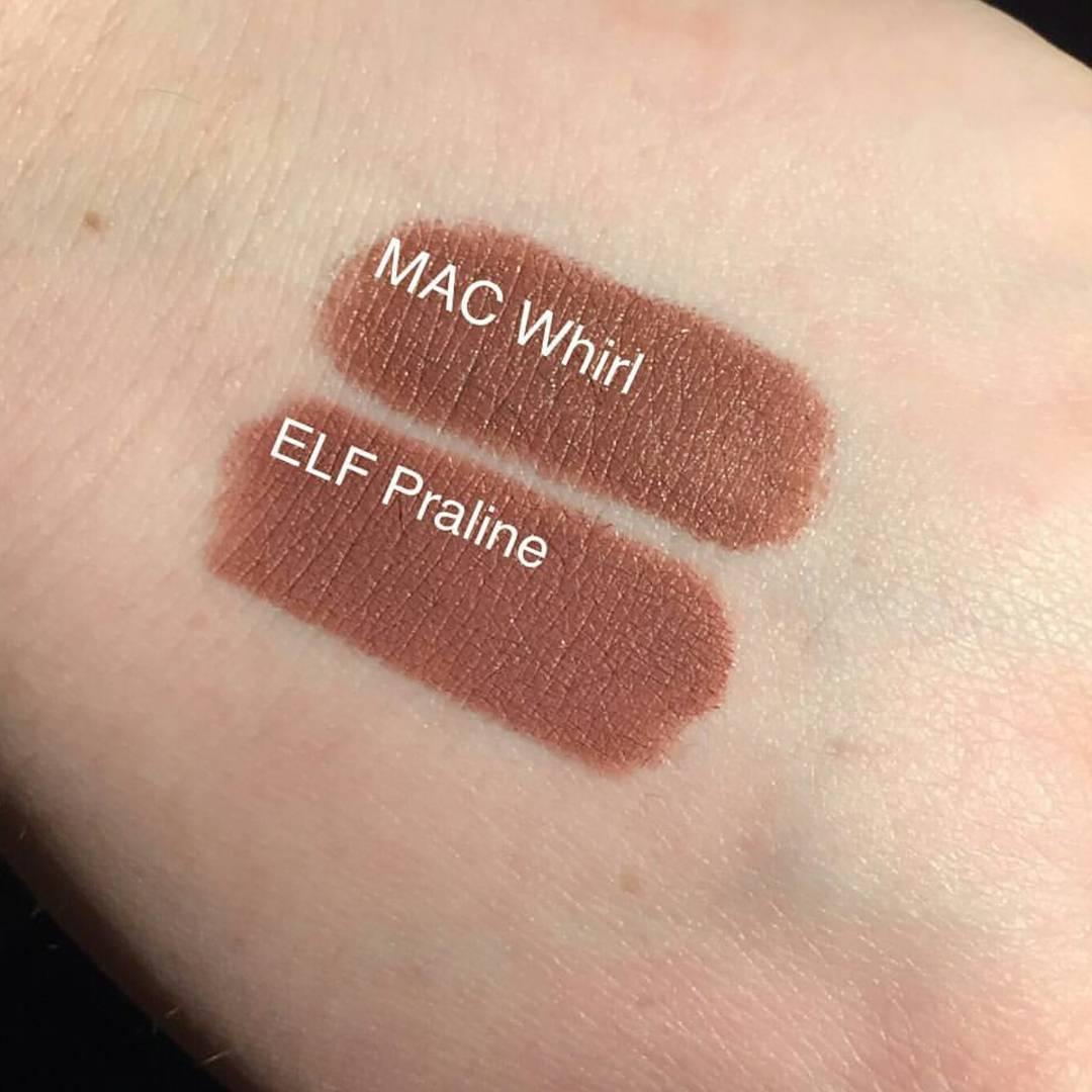 Außergewöhnlich MAC Whirl Lipstick Dupes - All In The Blush @XK_26