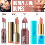 MAC Honeylove Lipstick Dupes