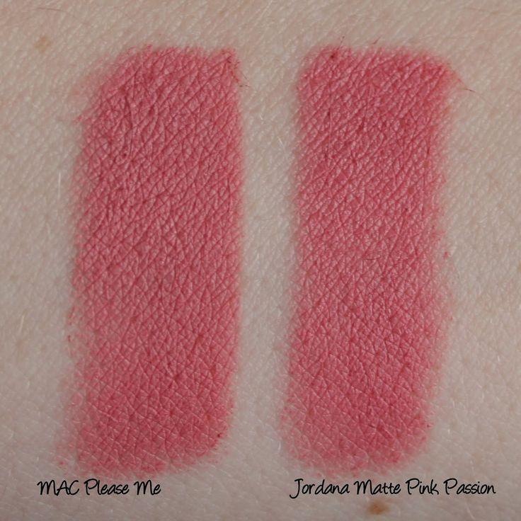 mac please me lipstick dupe