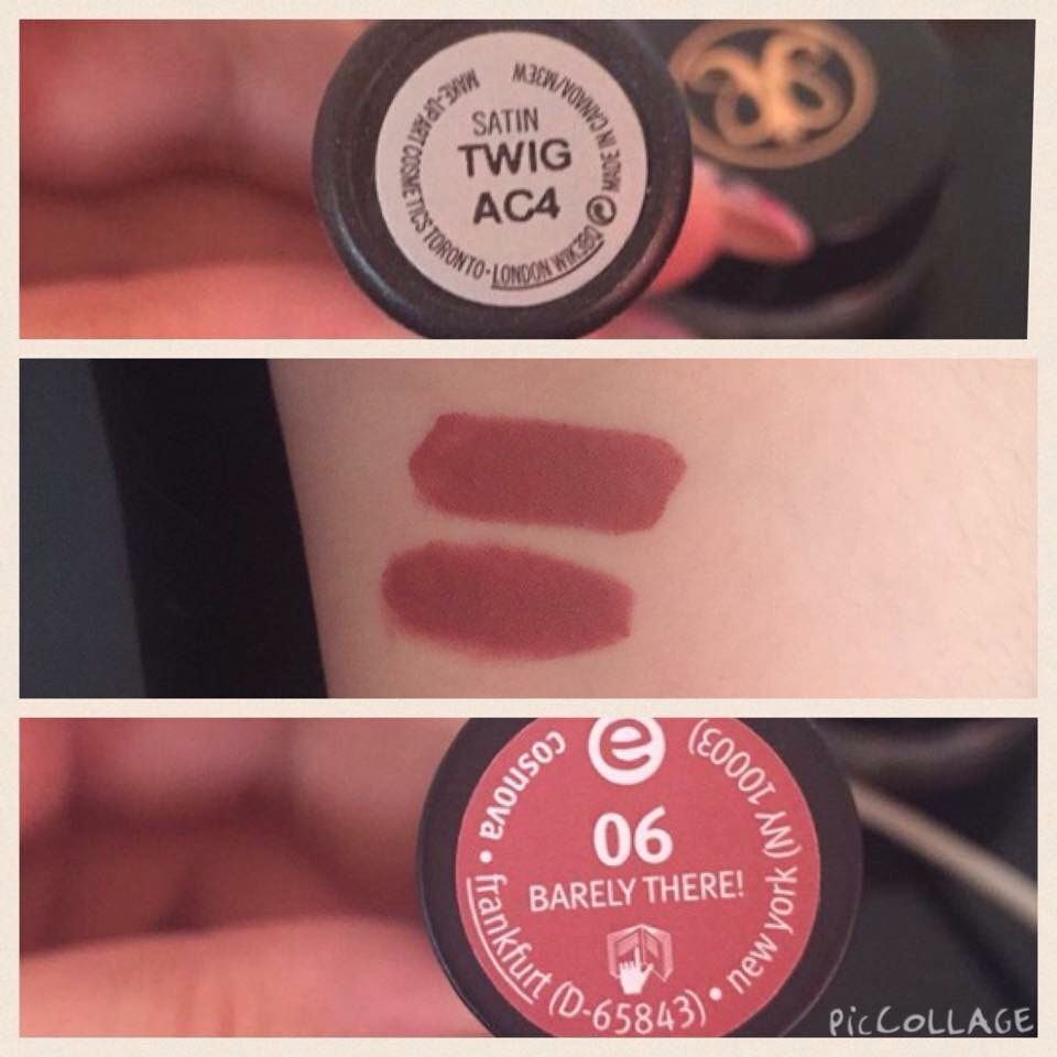 MAC Twig Lipstick Dupes - All In The Blush