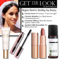 Get the Look: Meghan Markle's Royal Wedding Day Beauty