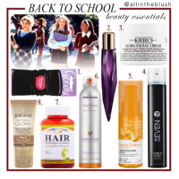 Back to School Beauty Essentials for 2018