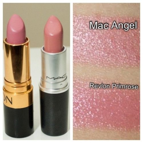 MAC Angel Lipstick Dupes - All In The Blush