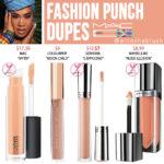 MAC Fashion Punch Lipglass Dupes