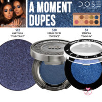 Dose of Colors A Moment Eyeshadow (FRIENDCATION) Dupes