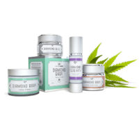 Combat Dry Skin With DiamondHEMP Scrubs and Moisturizers