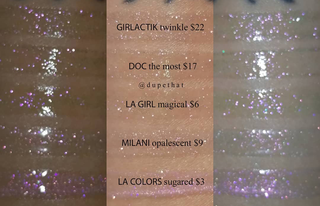 Dose of Colors The Most Lip Gloss Dupes