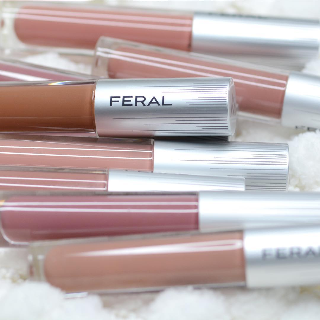 Review: Feral Cosmetics Liquid Matte Lipsticks