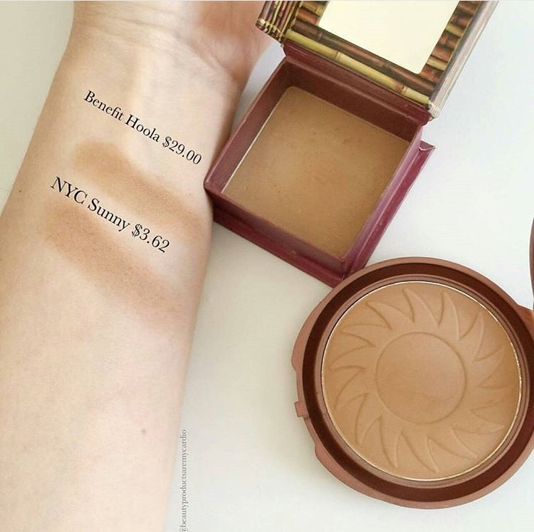 Benefit Hoola Bronzer Dupes All In The Blush