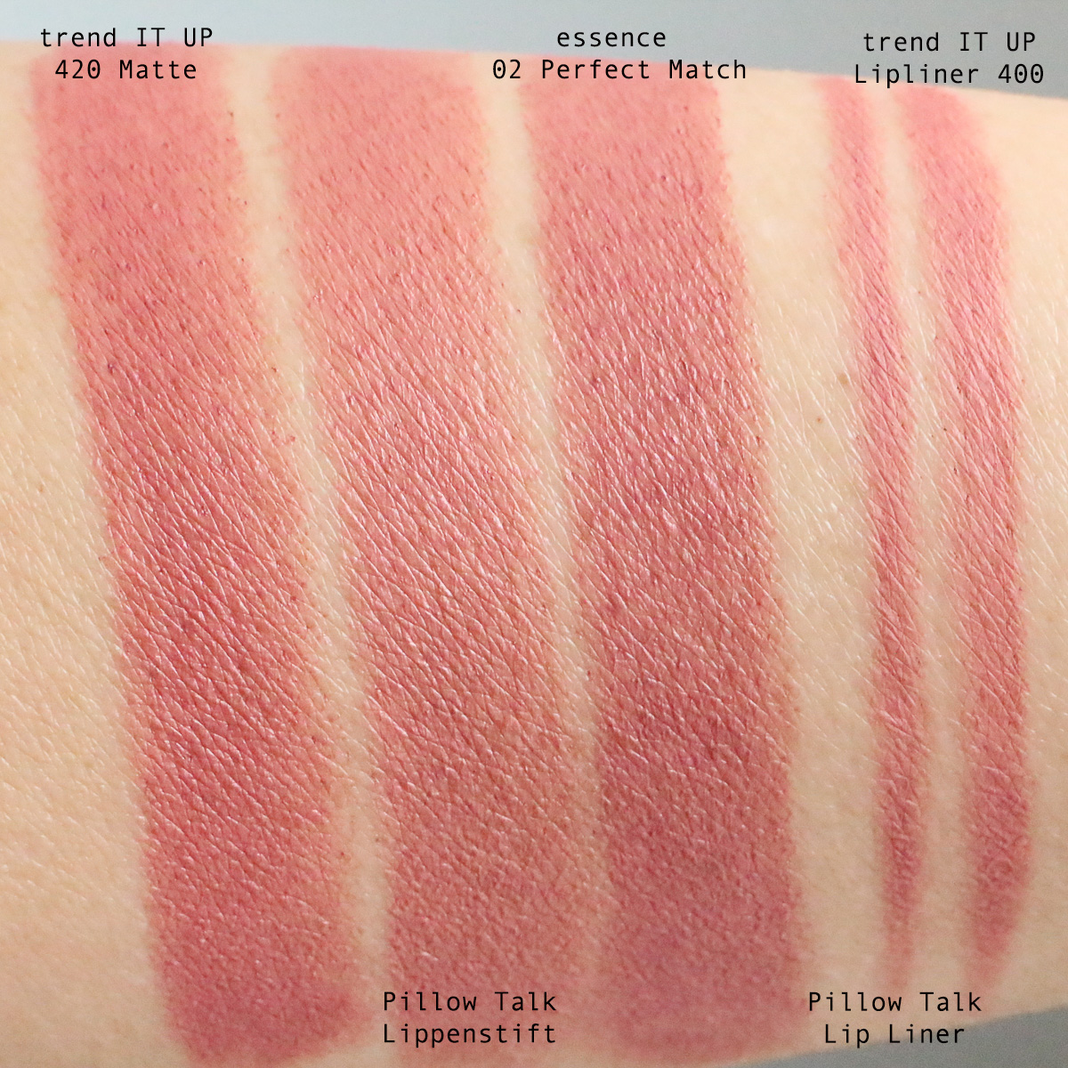 be6fd5683316a Charlotte Tilbury Pillow Talk Matte Revolution Lipstick Dupes - All ...