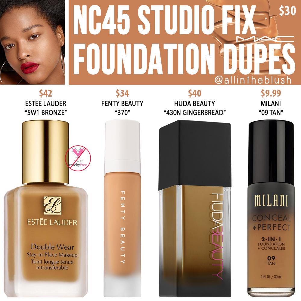 Huda beauty dupes foundation