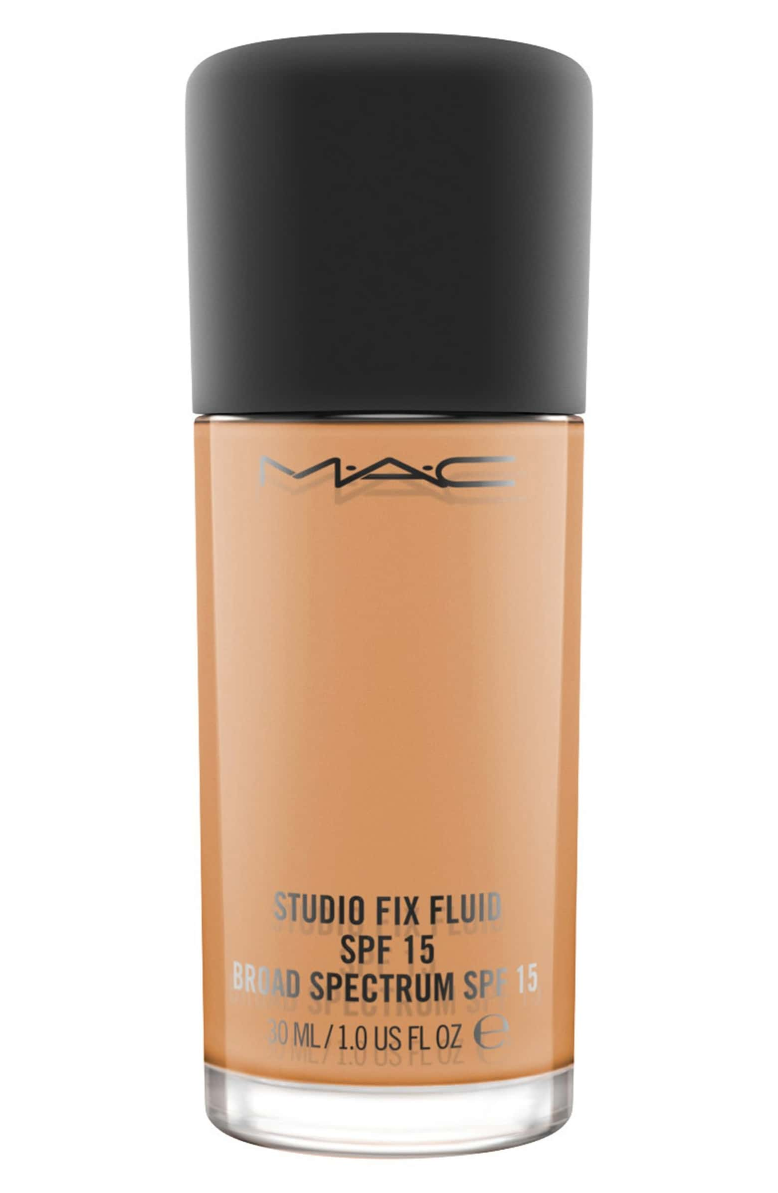 Mac Nc45 Studio Fix Fluid Foundation Dupes All In The Blush